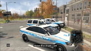 Watch Dogs How We Get Police, Ambulance And Fire Truck