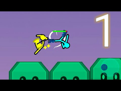 Supreme Duelist stickman gameplay #1