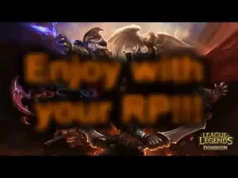 League of Legends 50000 Riot Points Hack Unlock All Champions(Lissandra Patch)