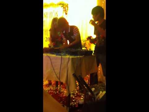 Loren Kid Đánh DJ tại Sông Cầu - Phú Yên