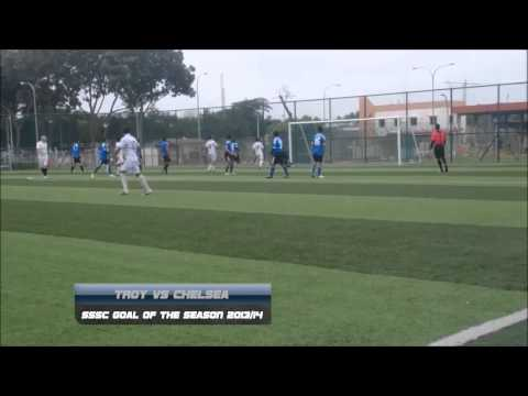 SSSC BPL Fan Club League Goal of the Season 2013/14