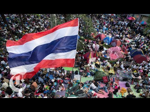 Thailand Protests 2014 News: Scenes From Bangkok