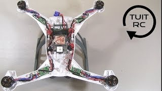 An In Depth Look Inside The Blade 350 QX Quad Copter