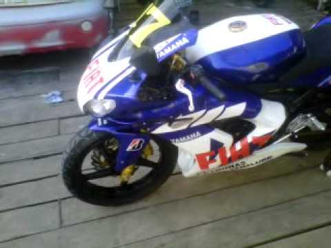 Modifikasi - Yamaha Vixion Model Yamaha R1