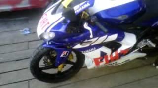 Modifikasi Yamaha Vixion Model Yamaha R1
