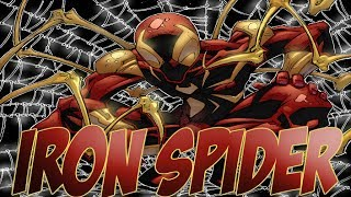 Marvel Super Hero Squad Online Iron Spider Gameplay- HD