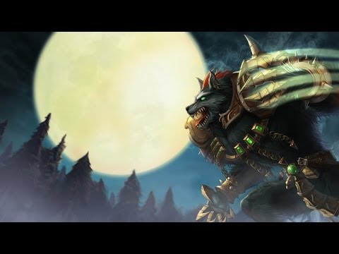 O Lobo Mal ! (League of Legends)