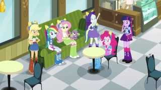 MLP : Equestria Girls ''This Is Our Big Night'' Polish