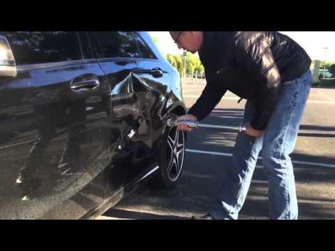 Sửa chỗ móp ô tô siêu nhanh