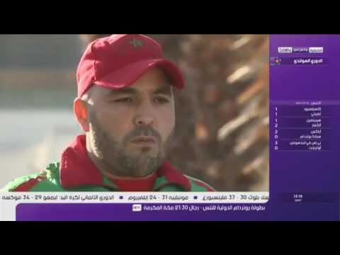 عبد اللطيف لكميري وعزيز صالحي على قناة بين سبور القطرية