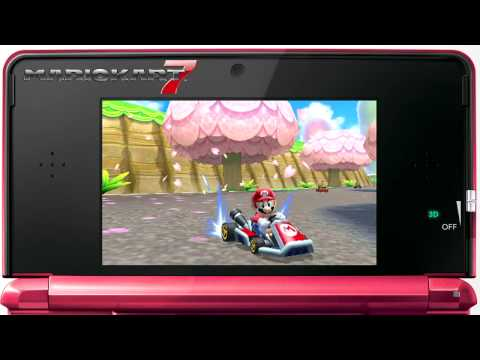 Mario Kart 7 (3DS) September Trailer