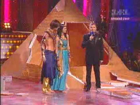 Anna Bessonova, Анна Бессонова и Александр Лещенко : египетские танцы