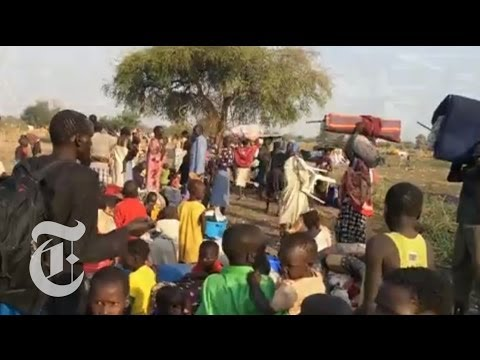 Times Minute | Displaced in South Sudan