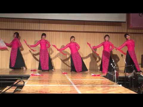Múa quạt - Tết đến rồi - nhóm múa VYSA