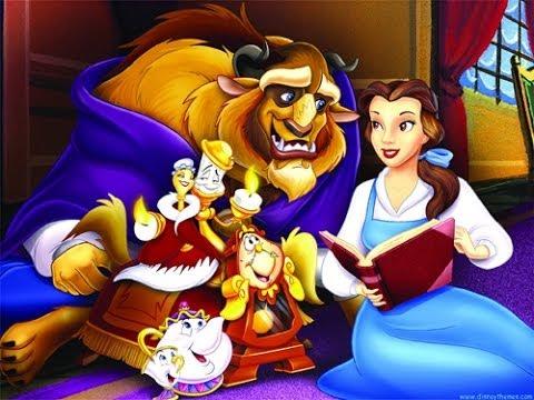 Người đẹp và quái vật (Beauty and beast) - Truyện cổ tích