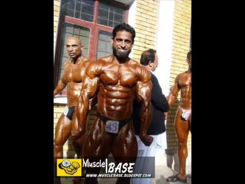 Paki Bodybuilders proud of Pakistan.wmv