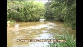 Parte da capacidade do Rio Manso n�o poder� abastecer Grande BH