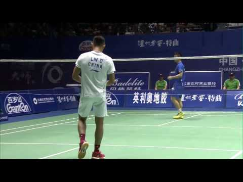 China Masters 2017 | Badminton SF M3-MS | Lin Dan vs Qiao Bin