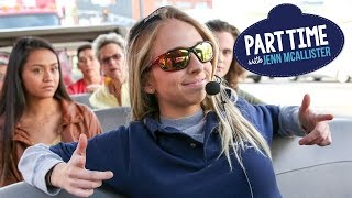 JennXPenn Gives Hollywood Tours | Part Time W/Jenn McAllister