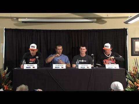 Baseball Post Game Presser 5/30