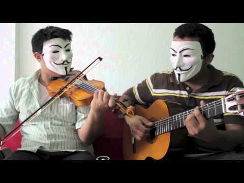 Gangnam Style – PSY (Anonymous Version)