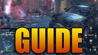 Call Of Duty: Ghosts Extinction Mode Guide (Tips, Tricks