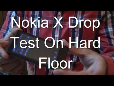 Nokia X Drop Test On Hard Marble Floor- Does It Survive? Find Out!