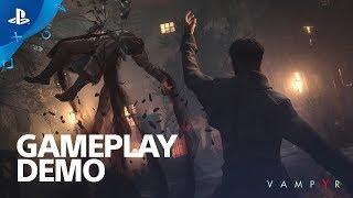 Vampyr - 10 perc játékmenet