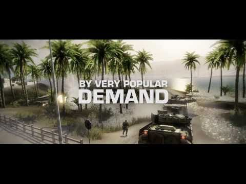 Battlefield: Bad Company 2 - Gameplay Trailer