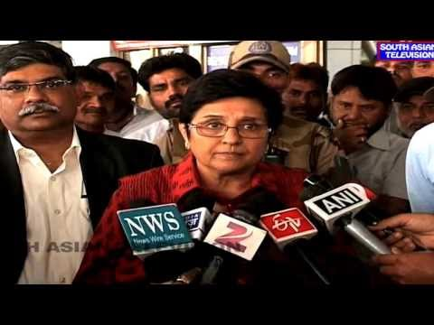 Kejriwal after Lok Sabha not Jan Lokpal: Kiran Bedi
