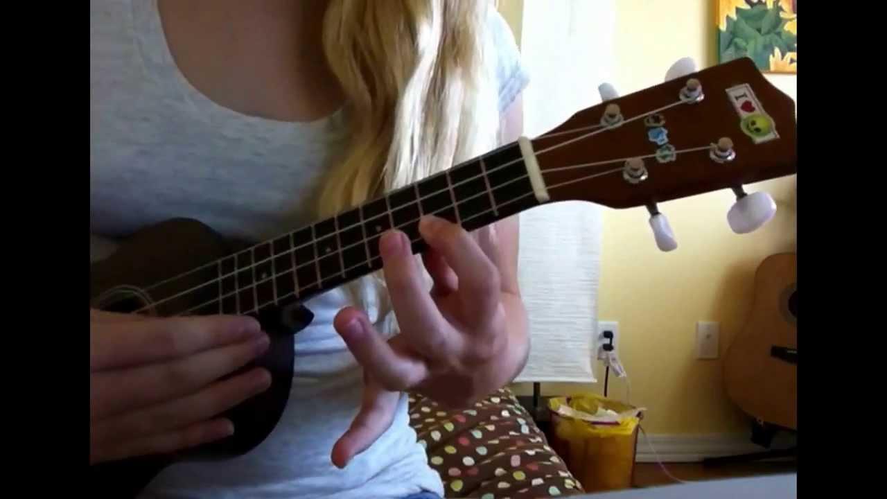 Zelda main theme song Ukulele Tutorial **EASY** - YouTube