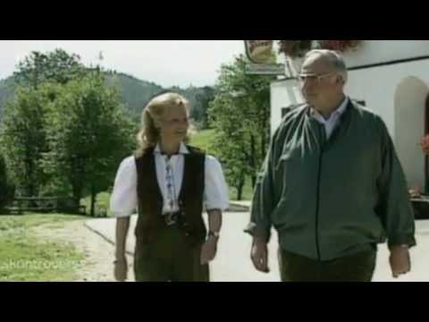 Hình ảnh trong video Das Trauerspiel um die Familie Kohl