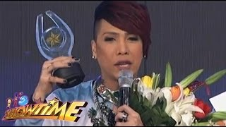 Vice Ganda on his controversial PMPC Best Actor award