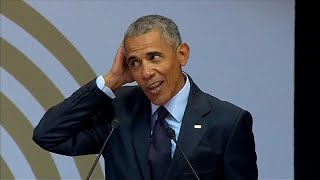 ماذا قال باراك أوباما عن المنتخب الفرنسي؟ | قنوات أخرى