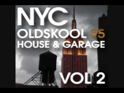classic garage house music dj mix nyc 95 oldskool vol 2