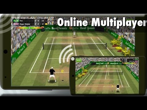 Tennis Champion 3D - Android Gameplay HD