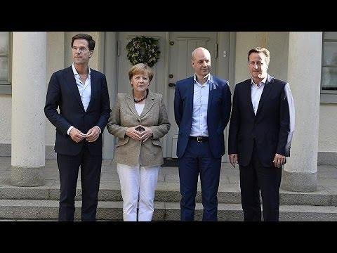 Harpsund zirvesinde gündem 'Jean-Claude Juncker'