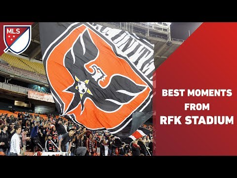 D.C. United and MLS bid adieu to RFK Stadium