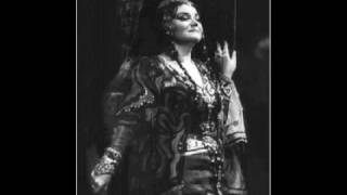 Tamara Sinyavskaya sings Konchakovna  from Prince Igor