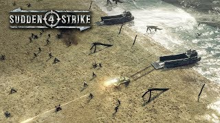 Sudden Strike 4 - Gameplay Trailer
