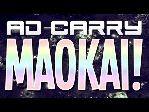 Instalok - AD Carry Maokai (Owl City & Carly Rae Jepsen - Good Time