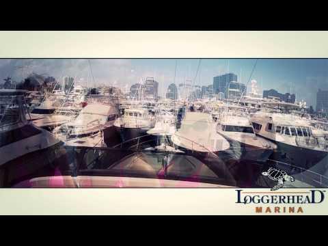 Loggerhead Marina at Palm Beach International Boat Show 2013