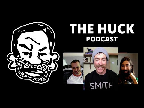 Enduro Racer & YouTuber Nate Hills - The Huck Video Podcast 2017 EP3