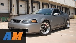 S1: Bama Builds 2003 Cobra Mustang To Dominate The Track