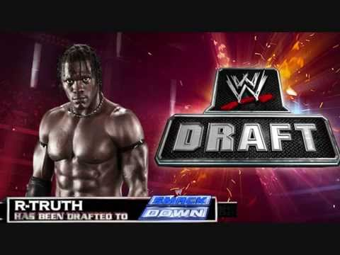 My WWE Draft 2012 Prediction [HD]