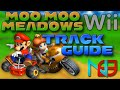 Mario Kart 8: Moo Moo Meadows (Wii) - Track Guide / Analysis
