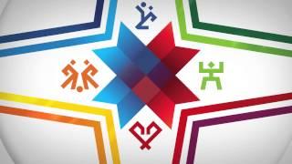 Presentación Logo Copa América 2015