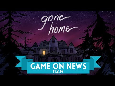 Gone Home console launch, Titanfall TV series and Star Citizen hits $40 million