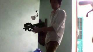 Cross Fire: Ghost Mode (Đột Kich Vui)