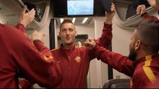 FRECCIAROSSA is AS ROMA's official train!
